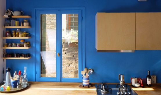 Una cucina personale e funzionale con Kanz Architetti