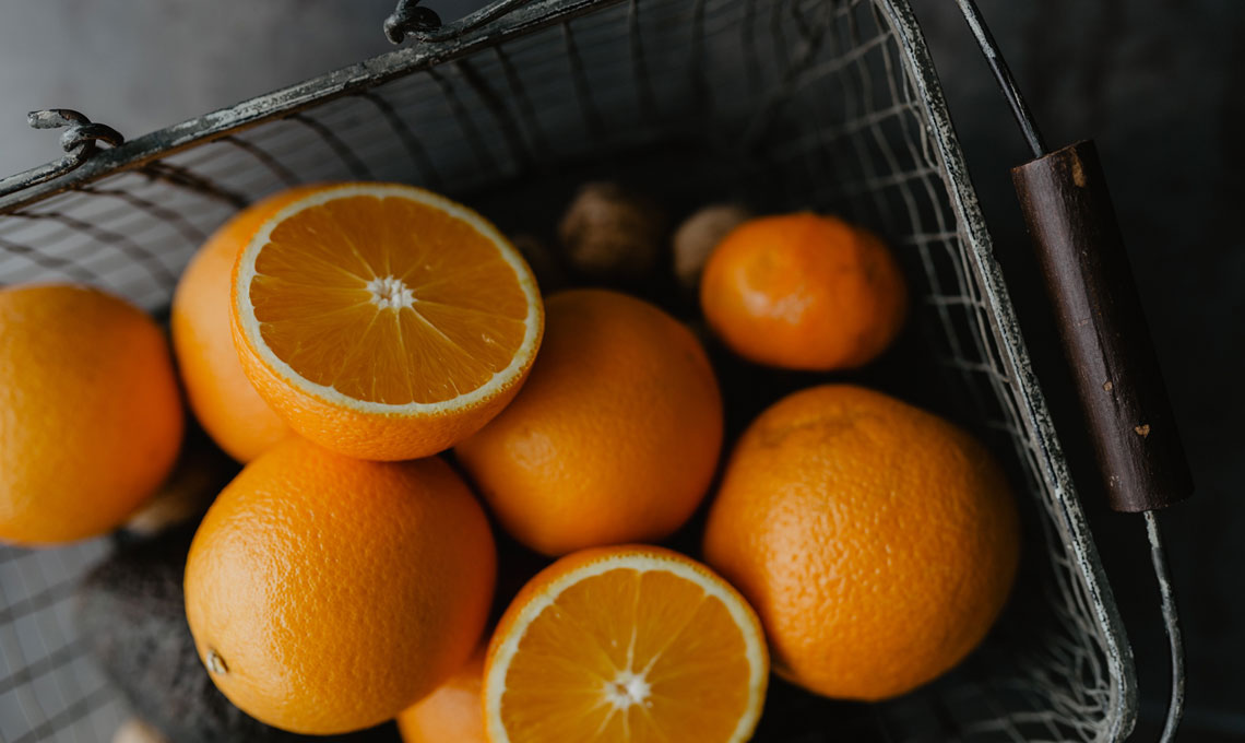 CASAfacile Kaboompics frutta di stagione arance