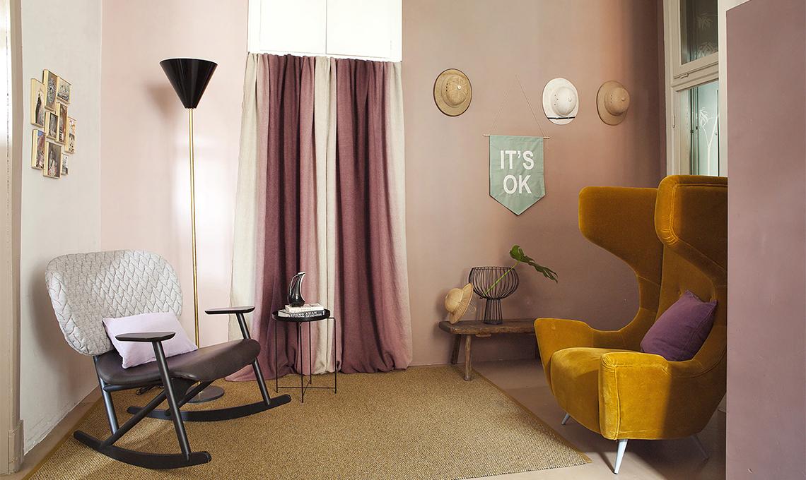 Come scegliere i colori per la casa casafacile for Colori per la casa