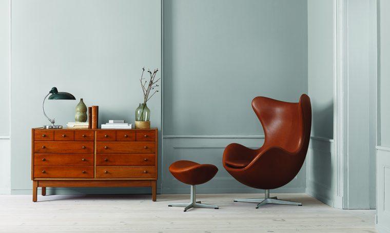 La poltrona Egg Chair compie 60 anni