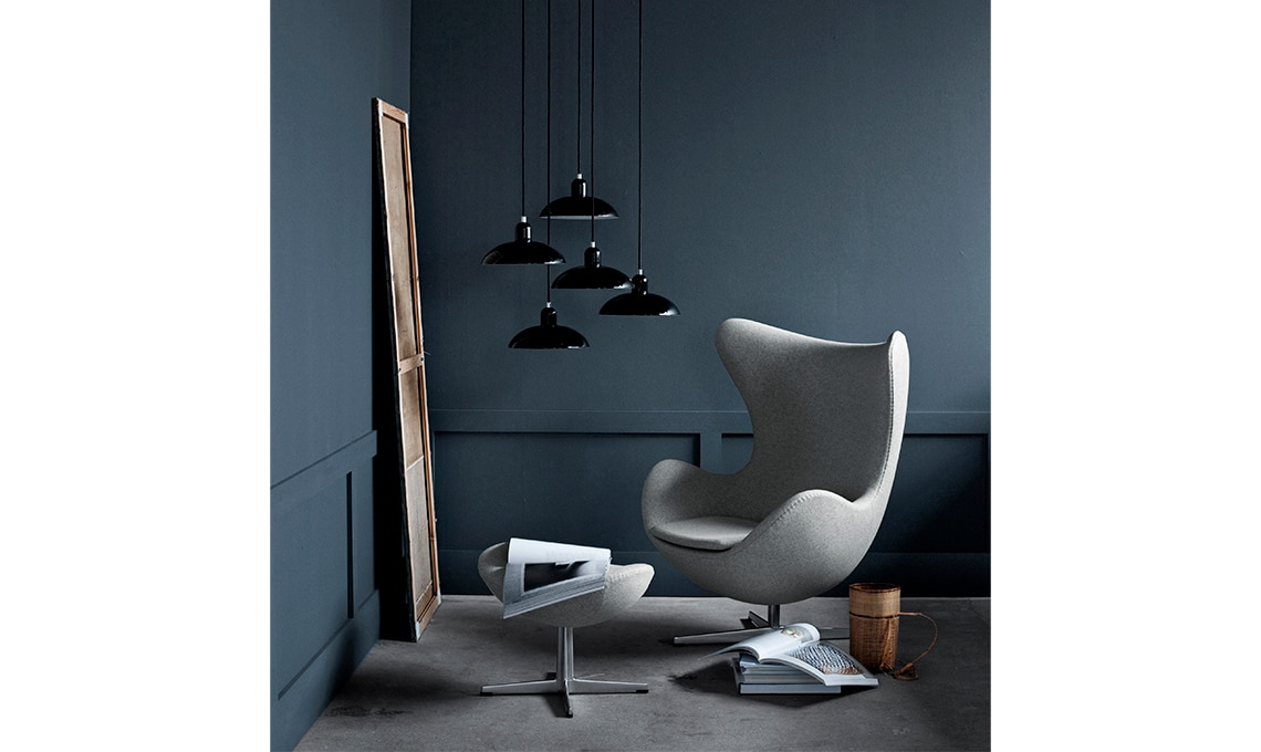 Poltrona Egg Originale Prezzo.La Poltrona Egg Chair Compie 60 Anni Casafacile