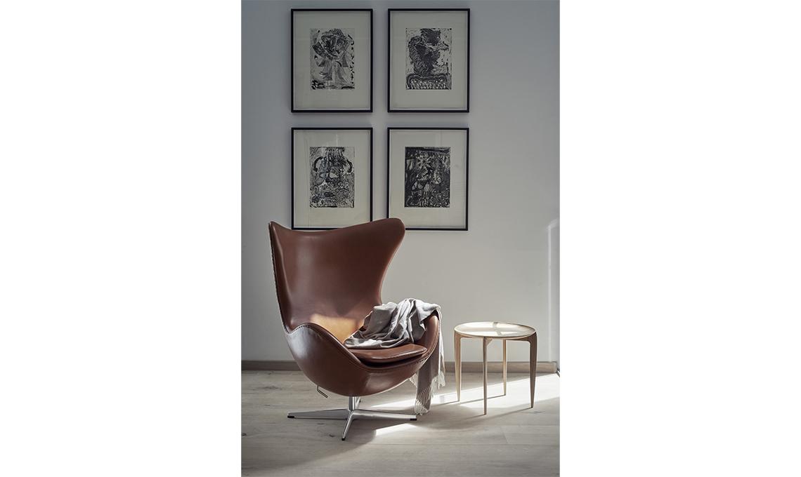 La Poltrona Del Papa.La Poltrona Egg Chair Compie 60 Anni Casafacile