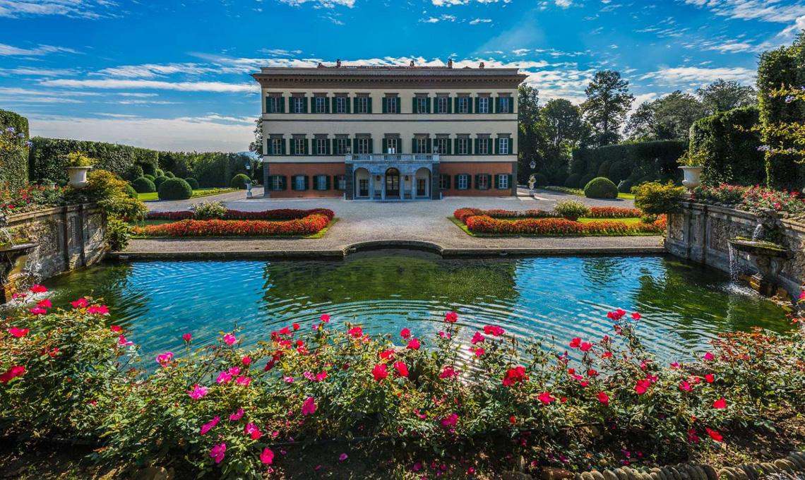 Villa reale marlia