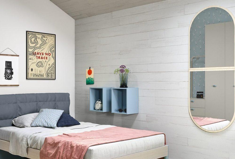 10 specchi per arredare la camera dei bambini