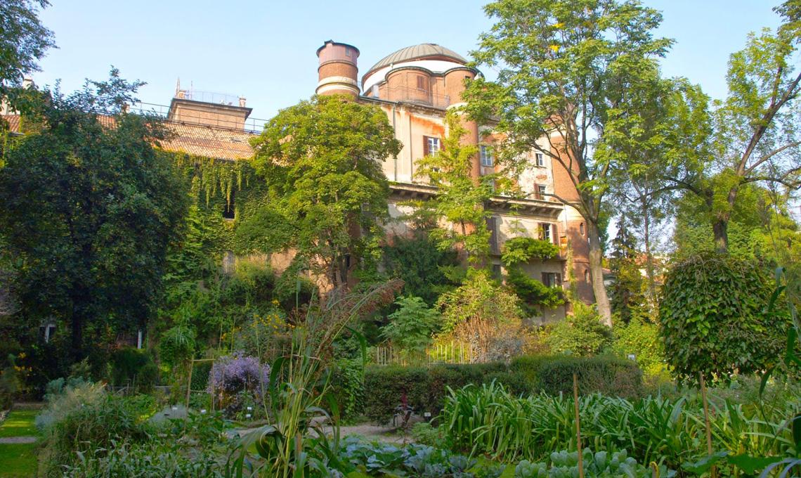 Orto Botanico Brera.