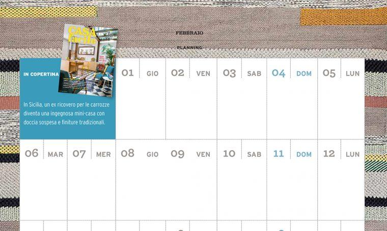 calendario da scaricare
