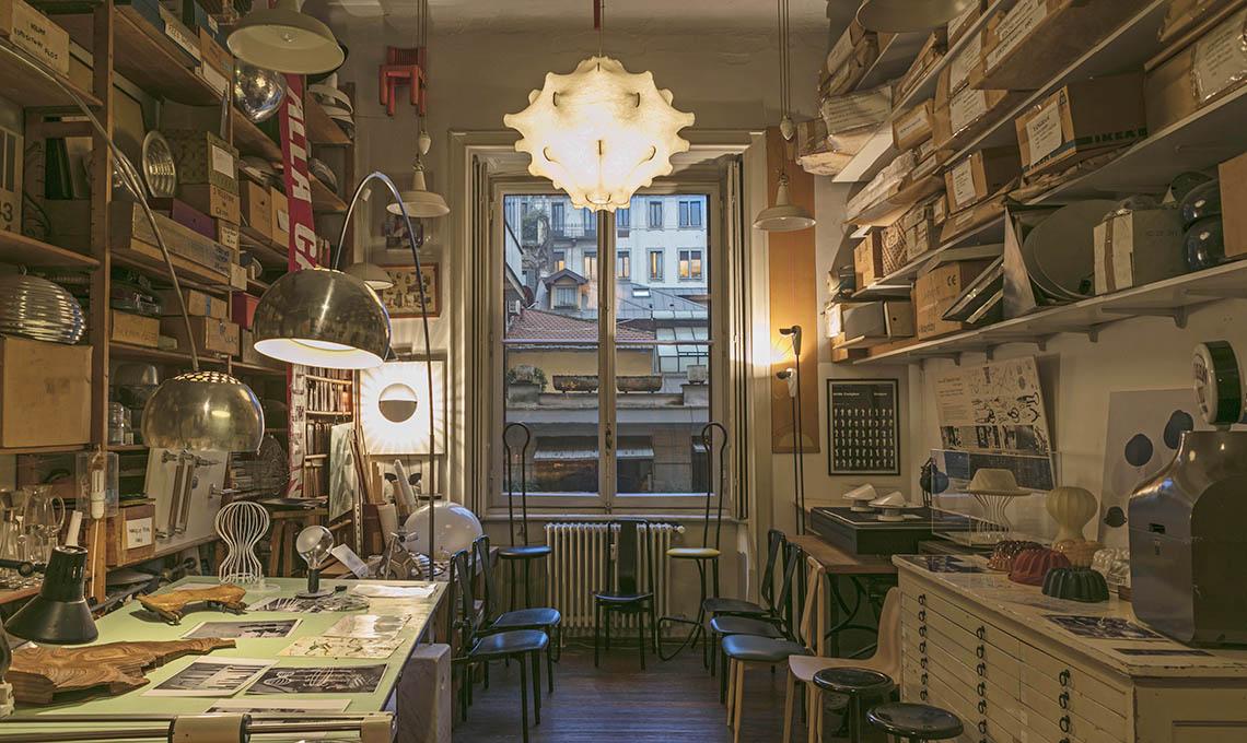 La mostra per i 100 anni di achille castiglioni casafacile for Catalogo della casa di design