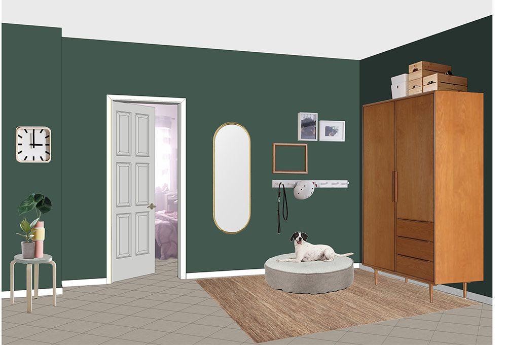 Come arredare e organizzare l'ingresso di casa