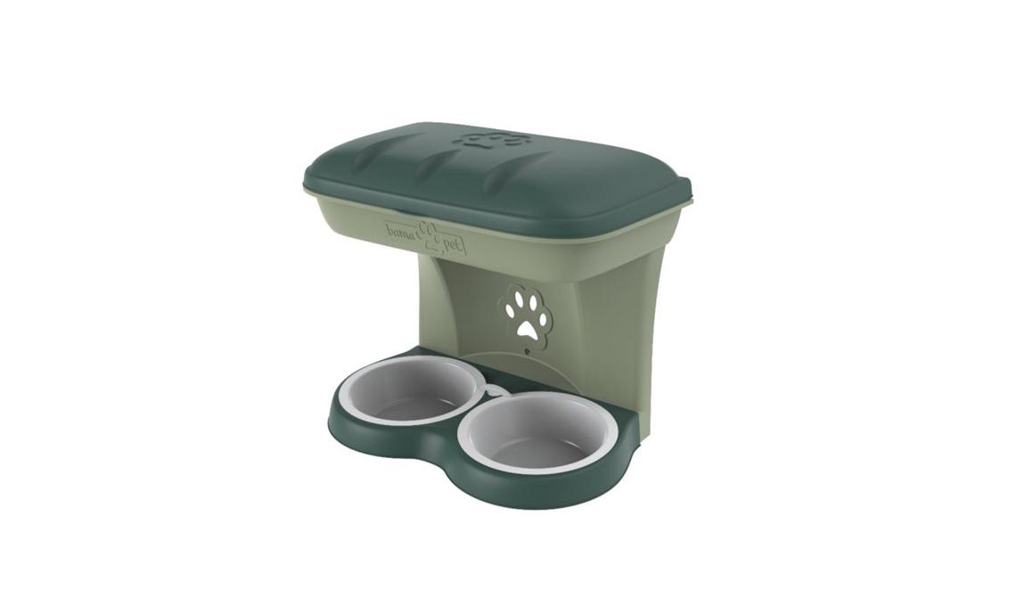 Pavimento In Gomma Per Box Cani : Ciotole cucce e accessori per cani e gatti casafacile