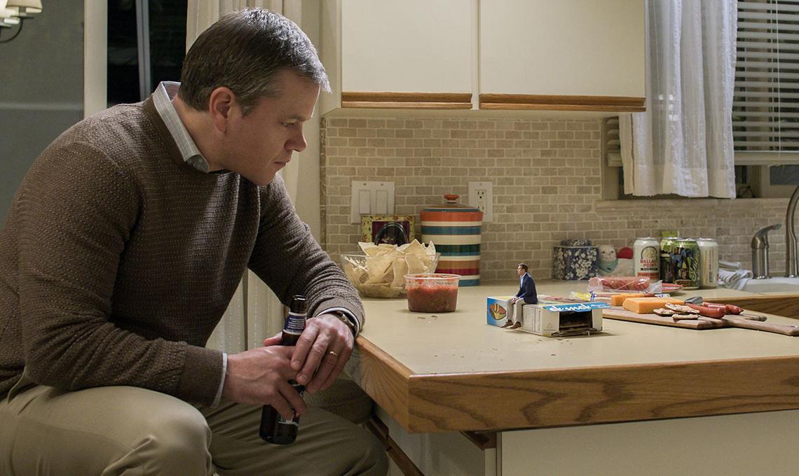 Downsizing con Matt Damon