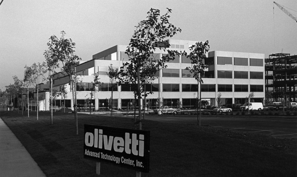 Centro di ricerche Olivetti per le tecnologie avanzate a Cupertino, California