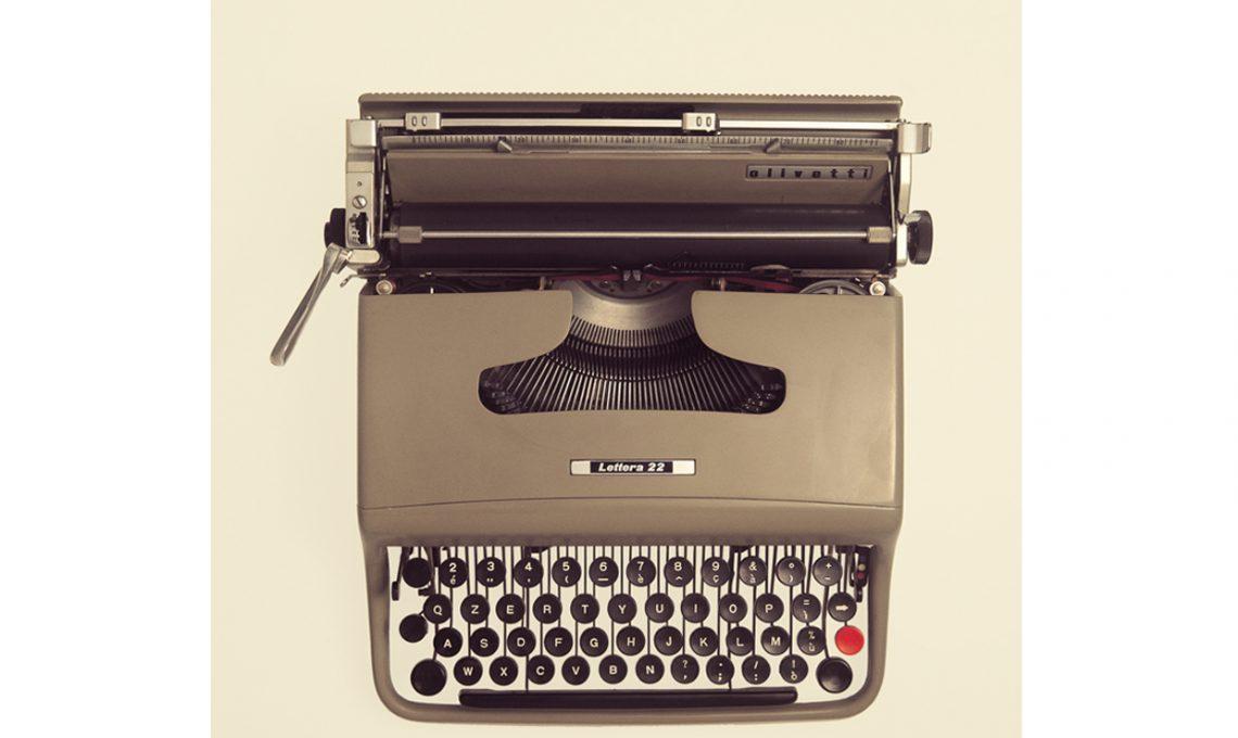 Lettera 22, design Marcello Nizzoli (1950)
