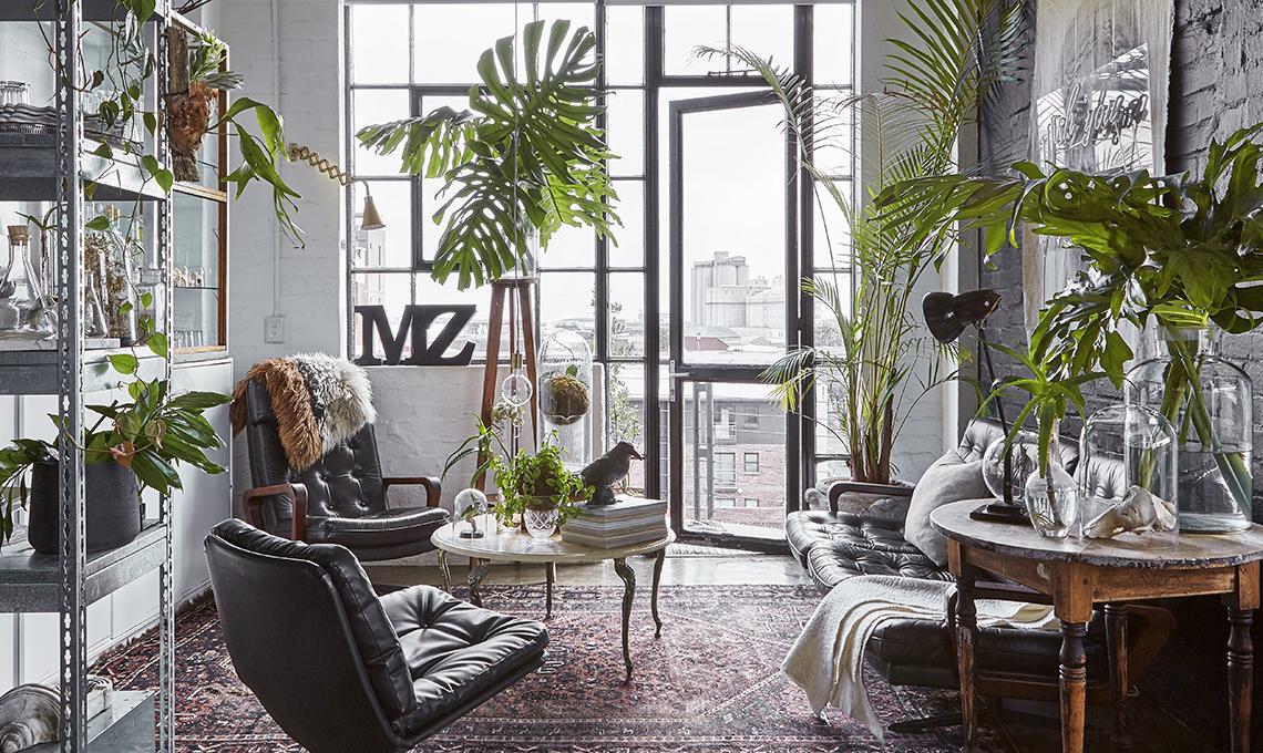 Arredare con le piante casafacile - Arredare terrazzo con piante ...