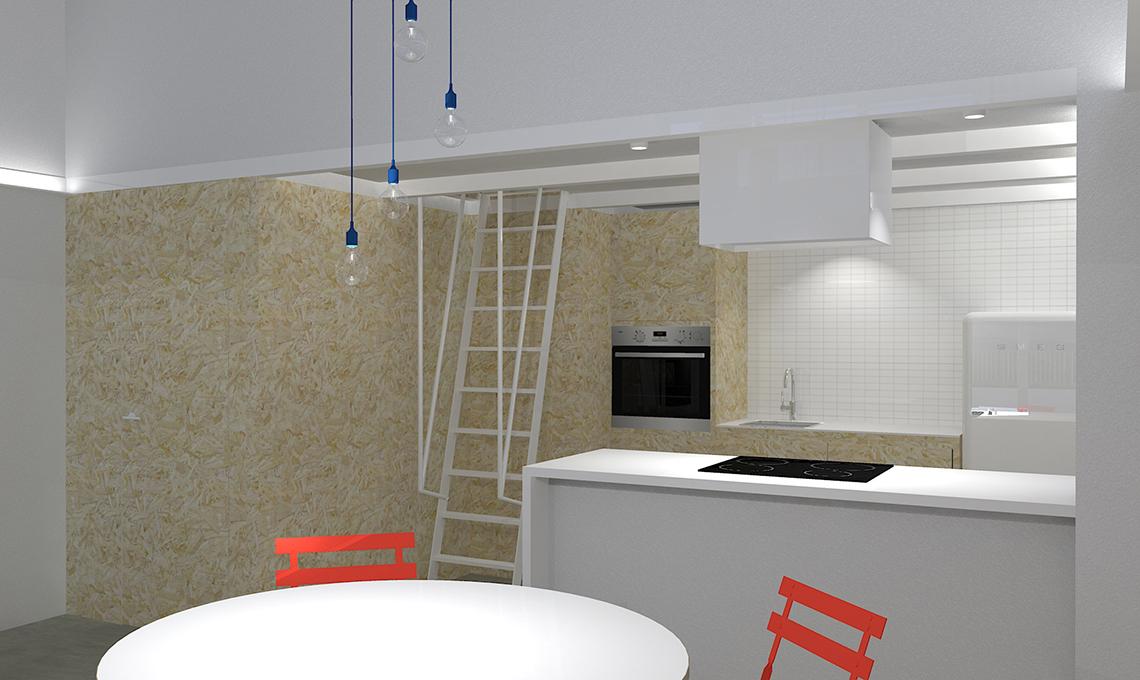 Ricavare un loft su due livelli da un magazzino casafacile