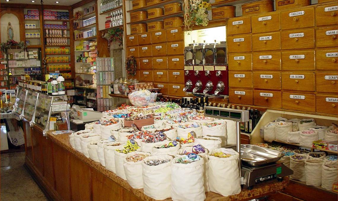 shopping tour a Rovereto