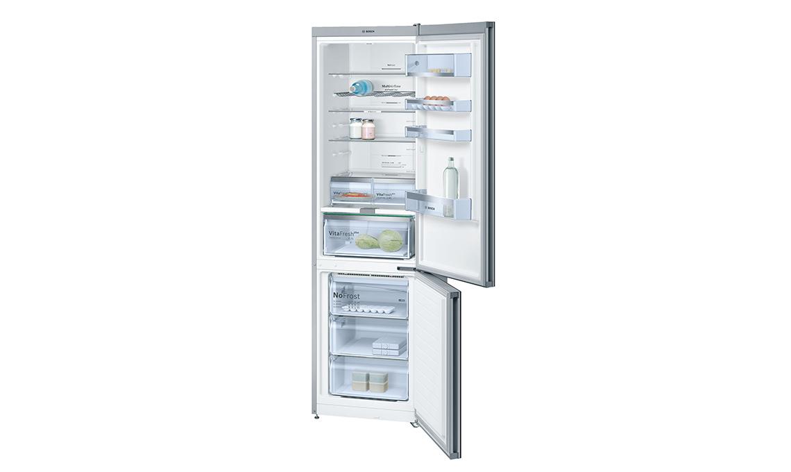 interno frigorifero