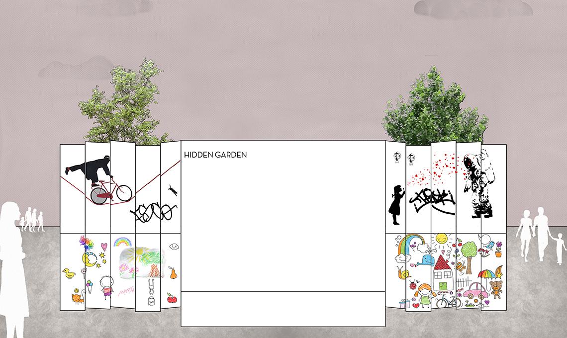 progetto piazza Gae Aulenti
