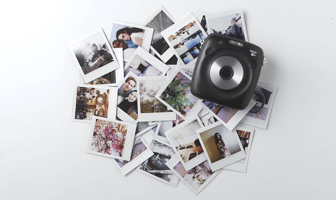 macchina fotografica istantanea