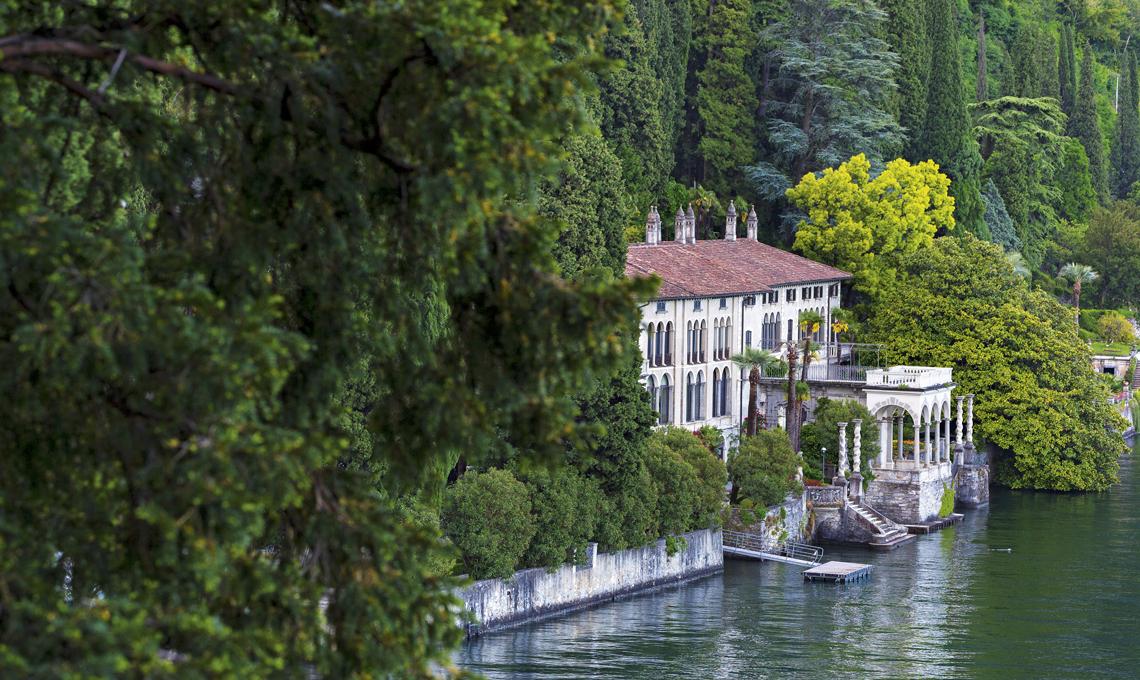 libro lago di Como