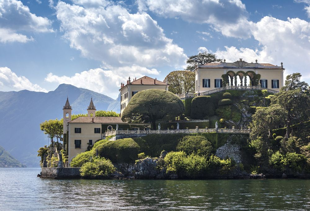 Alla scoperta dei giardini del lago di Como