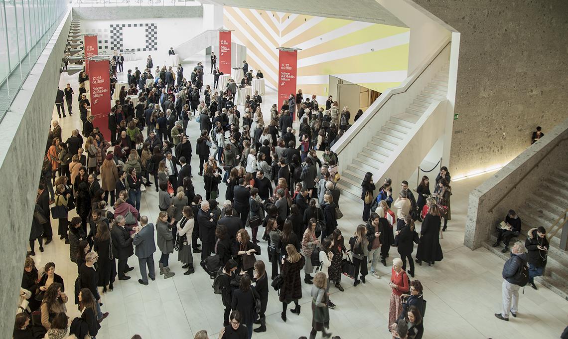 Salone del mobile 2018 gli eventi tra fiera e citt for Eventi fiera del mobile milano