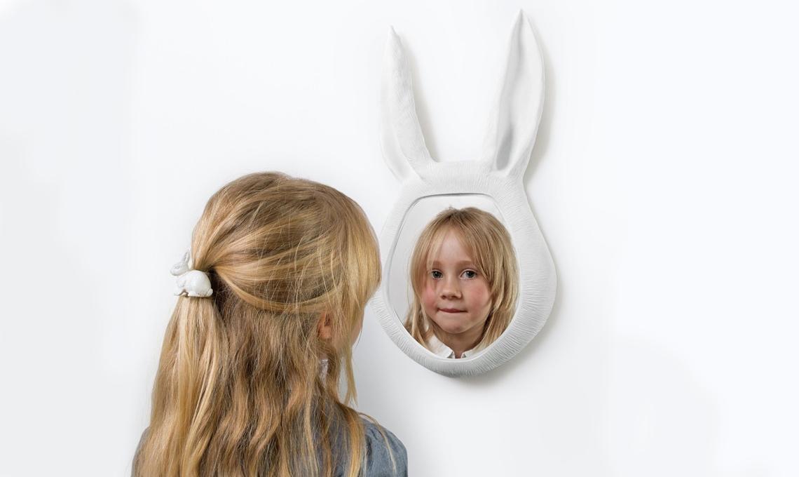 10 specchi per arredare la camera dei bambini casafacile for Arredare la camera dei ragazzi