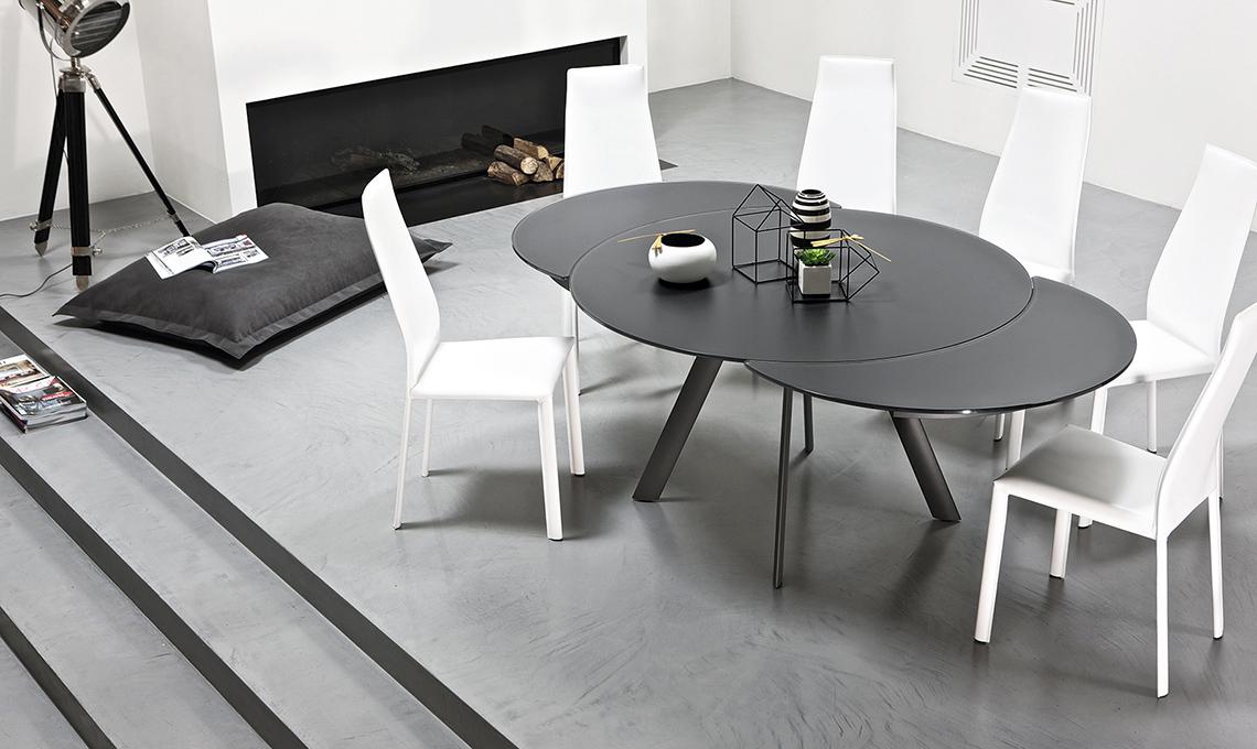Tavoli e tavolini pieghevoli e allungabili casafacile - Tavoli e tavolini ...