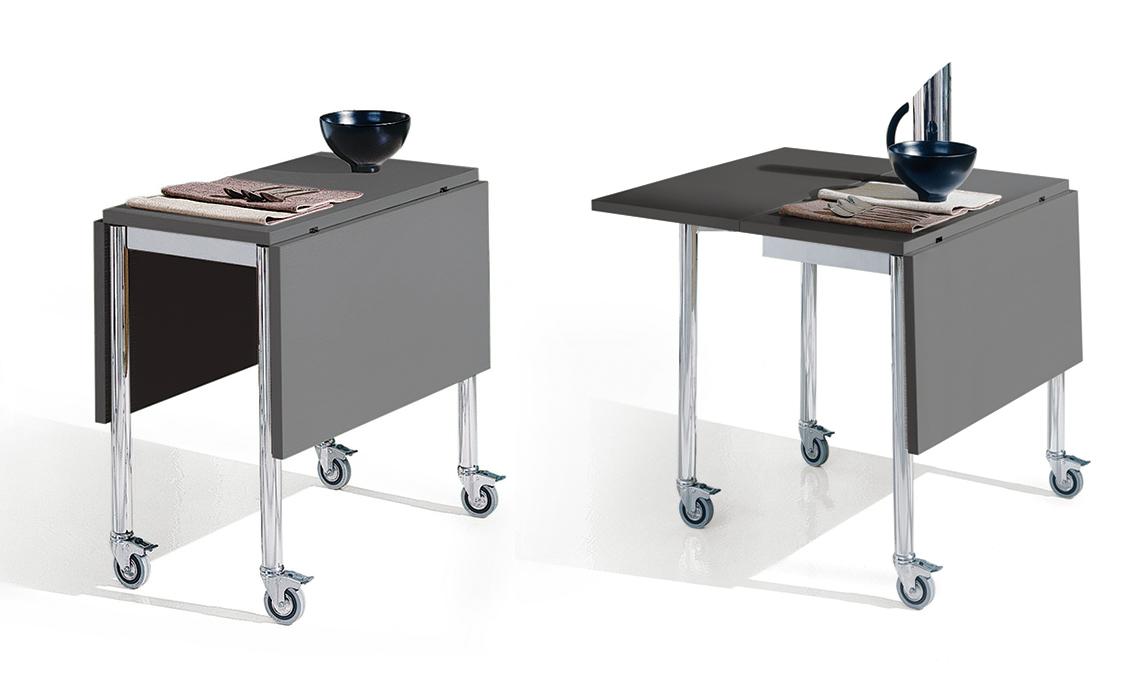 Tavoli e tavolini pieghevoli e allungabili casafacile - Tavolo pieghevole cucina ...