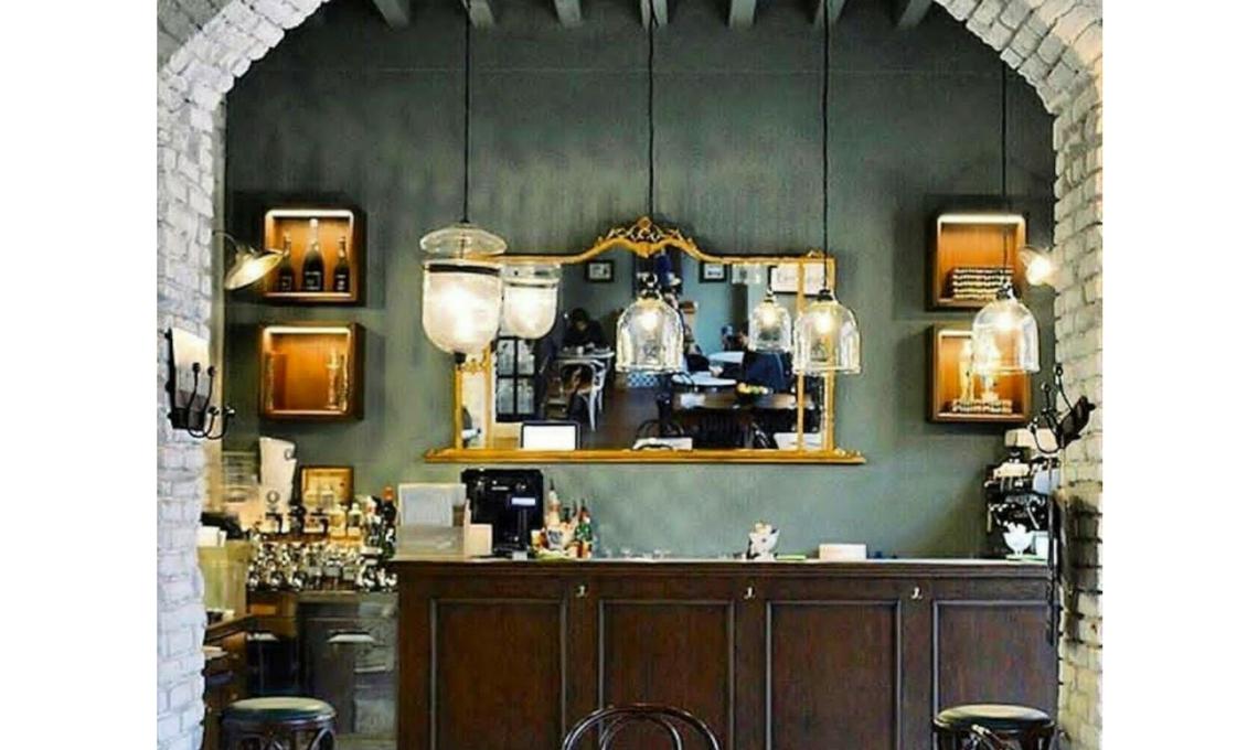 CasaFacile FZucca modernariato RigattierePavese bar