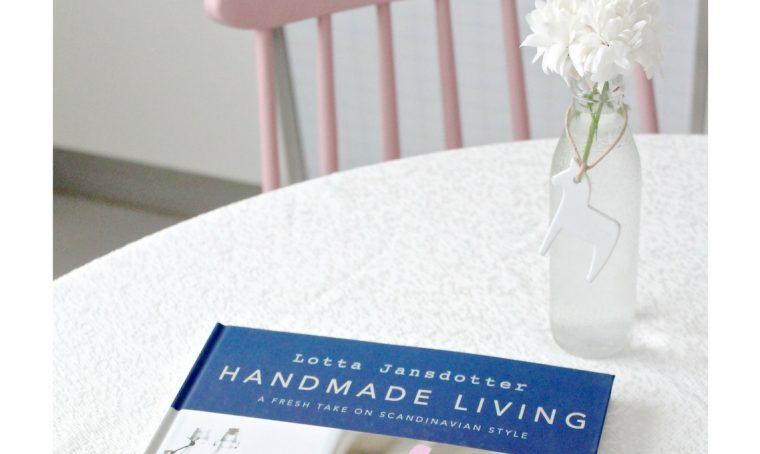 Tra le pagine di Handmade Living di Lotta Jansdotter