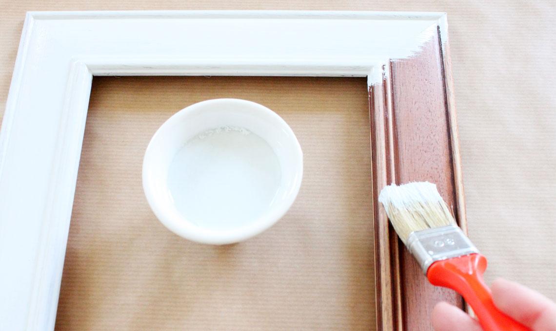 CasaFacile STognetti cornice vassoio pittura