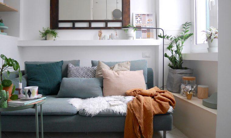 CasaFacile VRaviolo stile nordico salotto