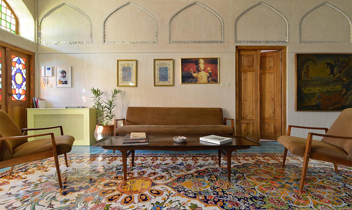Alla scoperta delle case di lusso in iran casafacile for Interni case lussuose