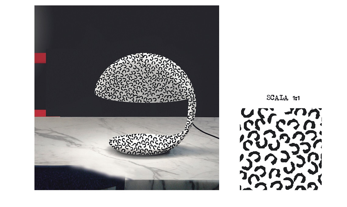 lampada cobra