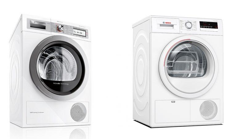 Asciugatrici Bosch: fino al 31 maggio 2018 c'è l'iniziativa 'soddisfatti o rimborsati'
