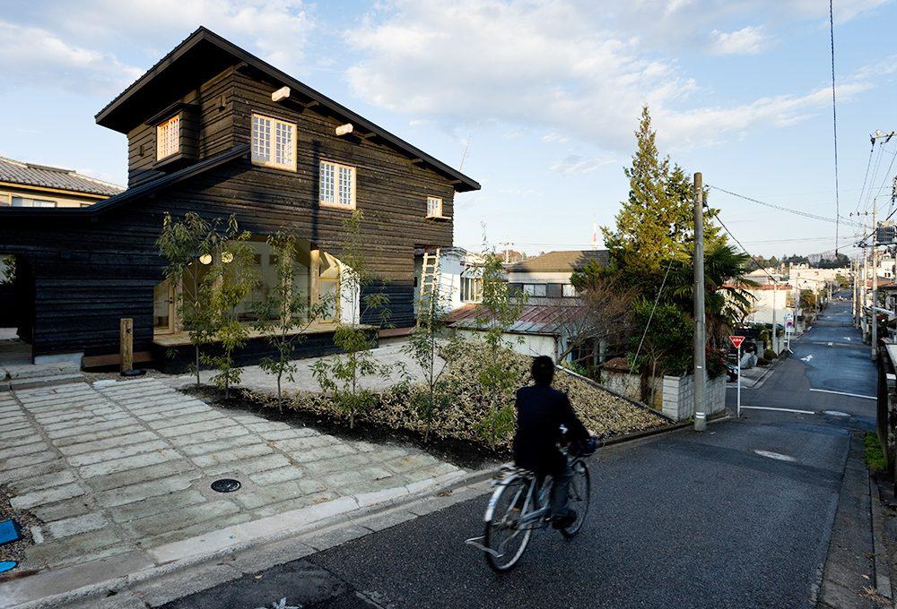 Un libro con le case più belle del Giappone
