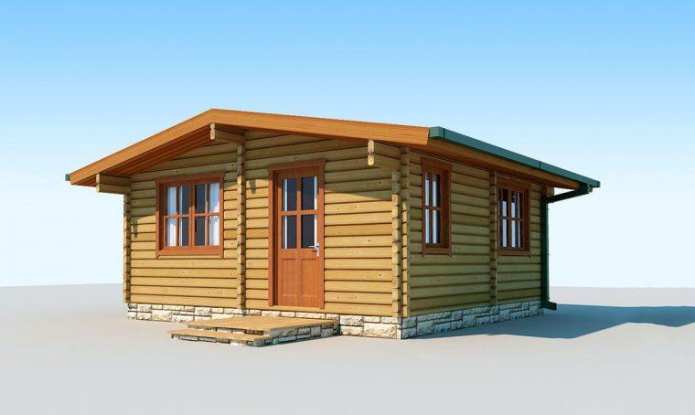 Casa in legno: da oggi c'è un finanziamento ad hoc
