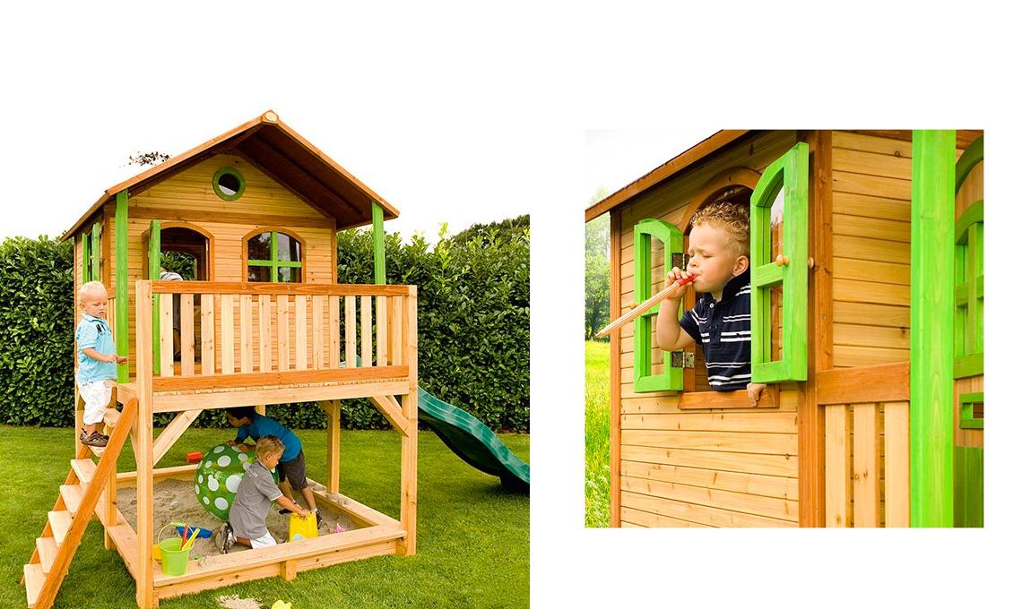 589a6769c343b3 6 casette da giardino di design per bambini - CASAfacile