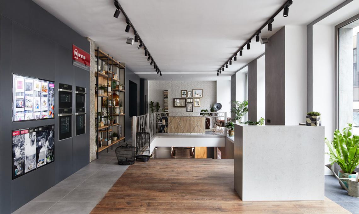 showroom NEFF