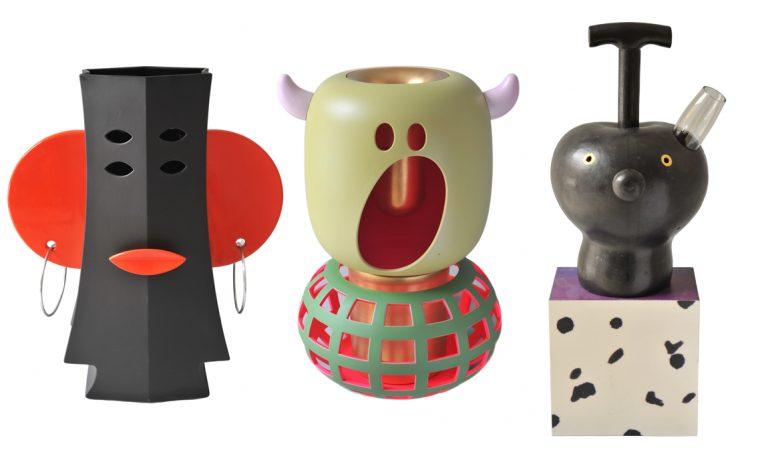 Raw-Less Ceramica d'Autore in mostra da Patrizia Pepe