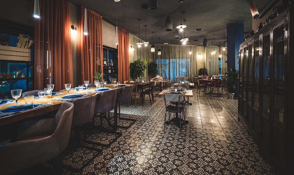 ristorante Casa Matilda Milano