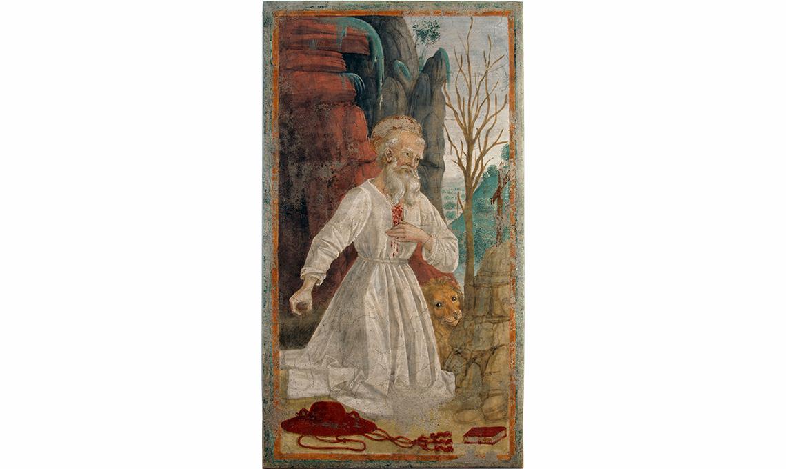 mostra alla Galleria Nazionale dell'Umbria