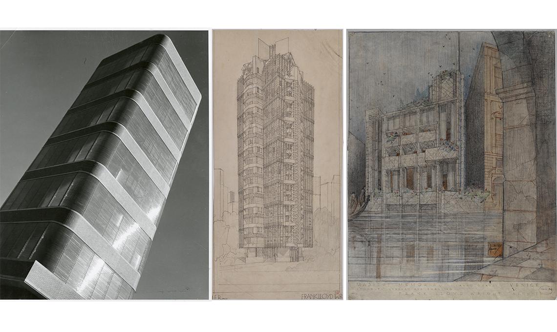 mostra Frank Lloyd Wright a Torino 2018
