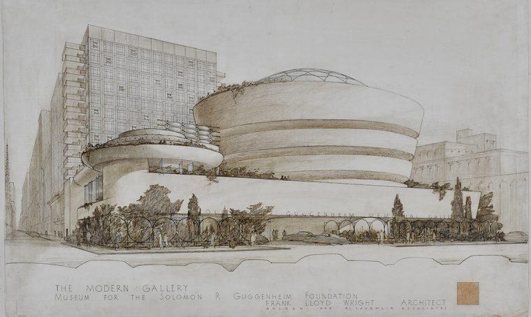 Frank Lloyd Wright in mostra a Torino dal 28 marzo al 1 luglio 2018