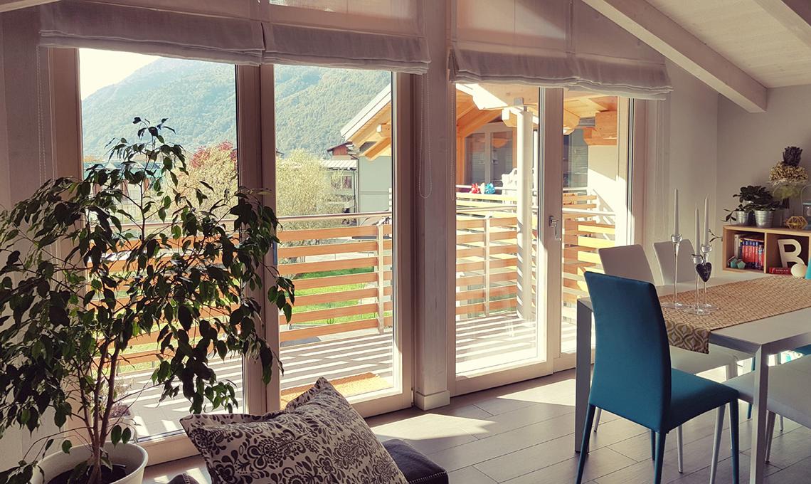 ristrutturare un trilocale a Bolzano