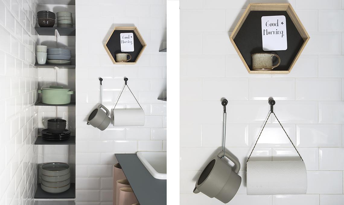 cucina piccola salvaspazio