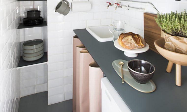 Cucina piccola: una soluzione low cost e salvaspazio
