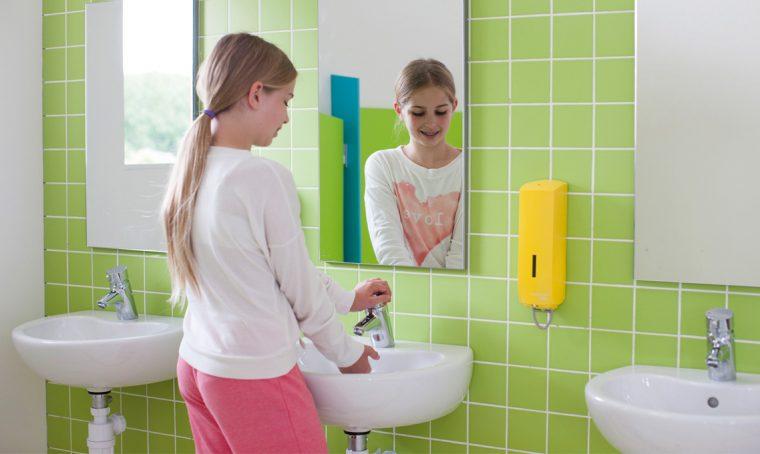 Ideal Standard e i suoi bagni a misura di bambini
