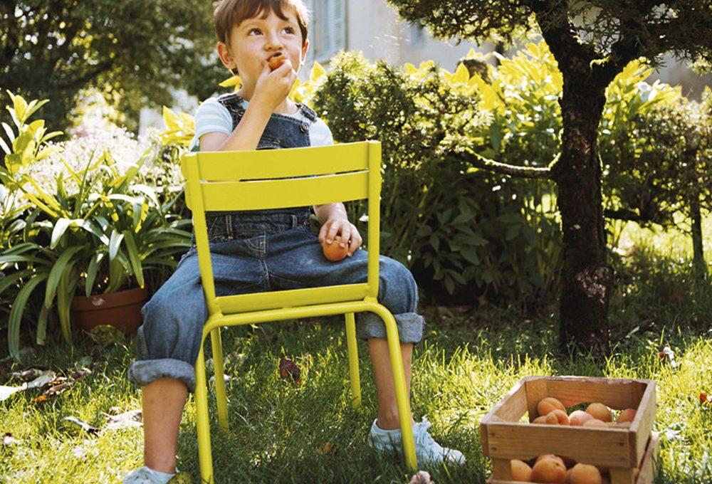 Spazio outdoor dedicato ai bambini
