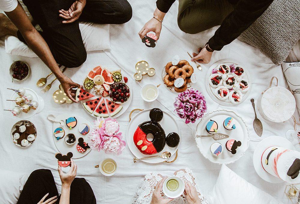 Ispirazioni per allestire un picnic di primavera